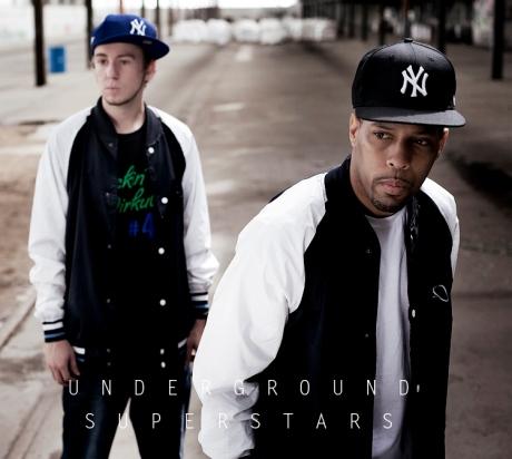 PUNCHLINE & DJ SOULCLAP - UNDERGROUND SUPERSTARS